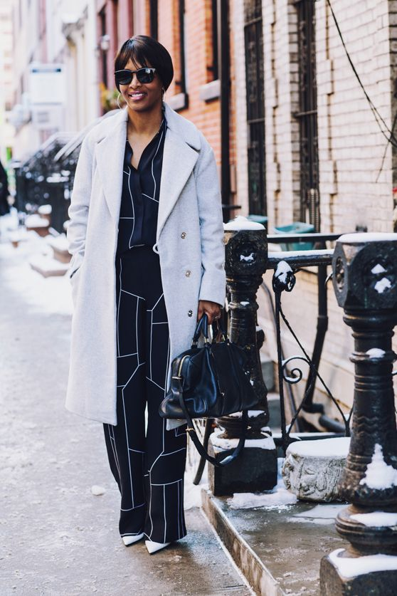 gray coat vuitton sofia coppola bag