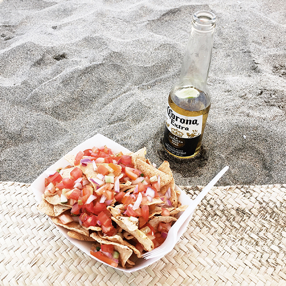 salsa corona beer mexico sayulita