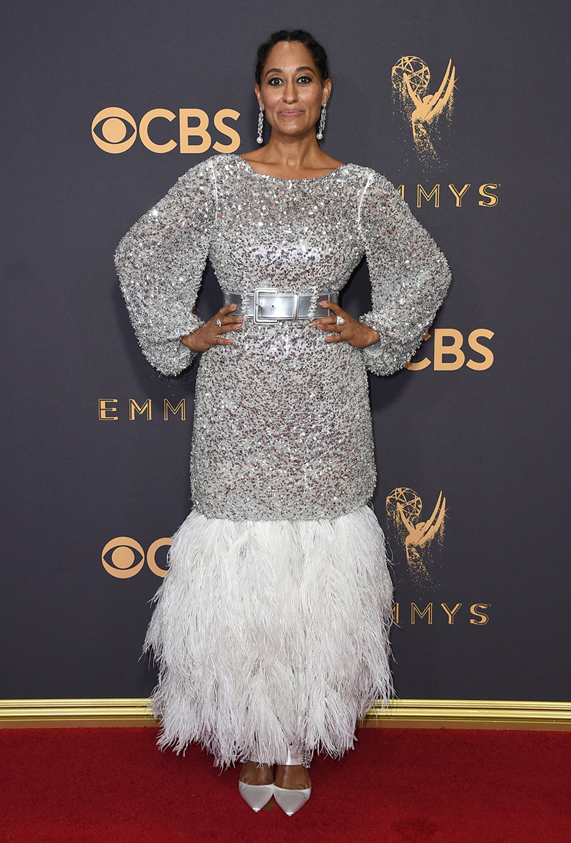 tracee ells ross emmy dress chanel couture