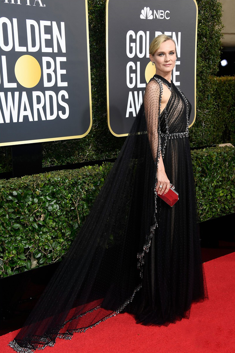 why we wear black 2018 golden globes diane kruger