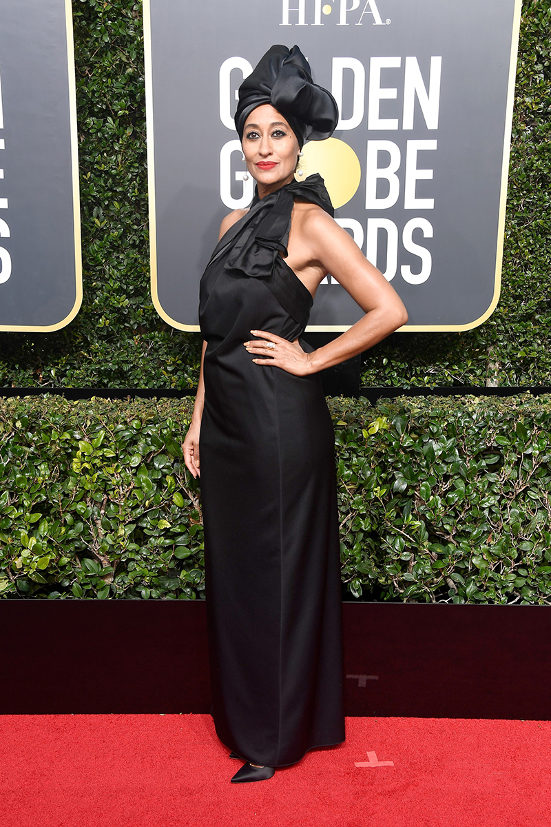 why we wear black 2018 golden globes tracee ellis ross