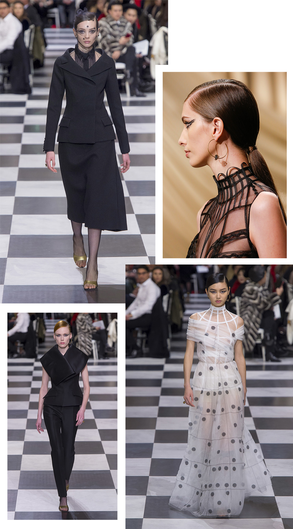 dior haute couture spring 2018 gowns dresses