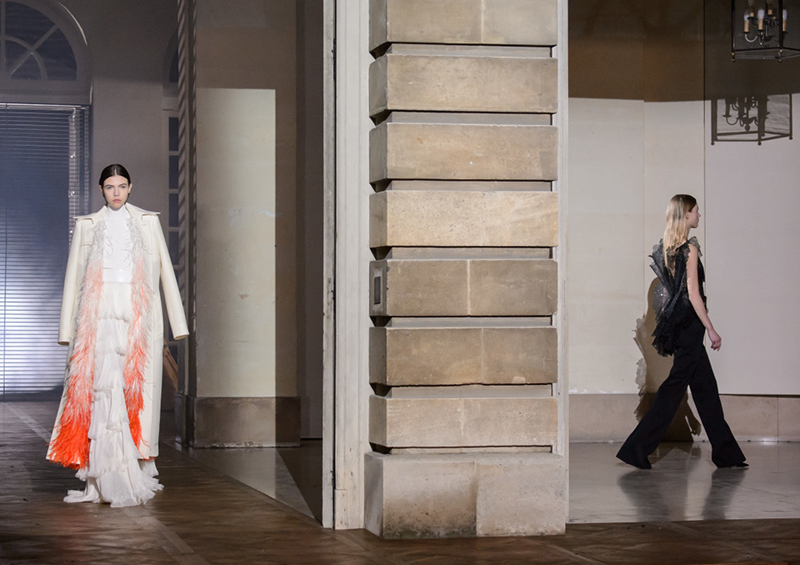 givenchy haute couture clare waight keller