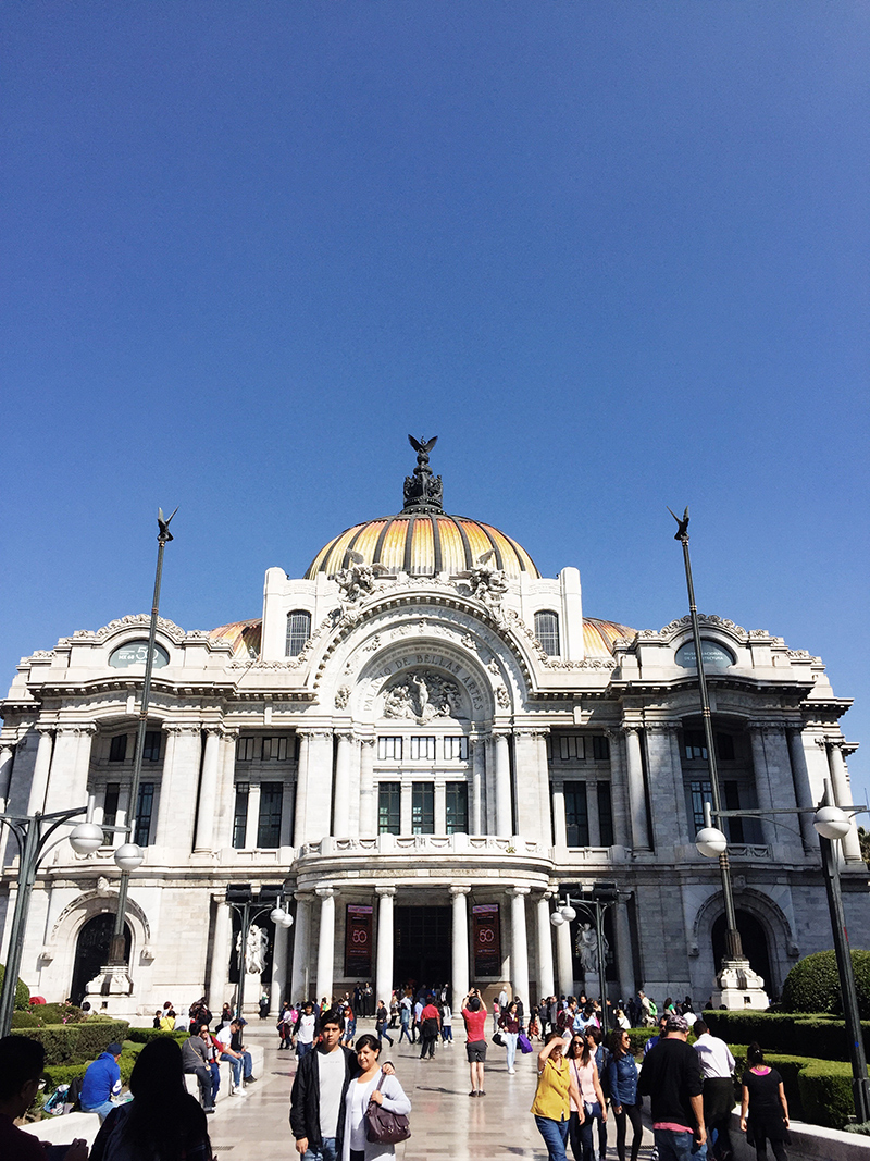 jadore couture palacio de bellas artes mexico city