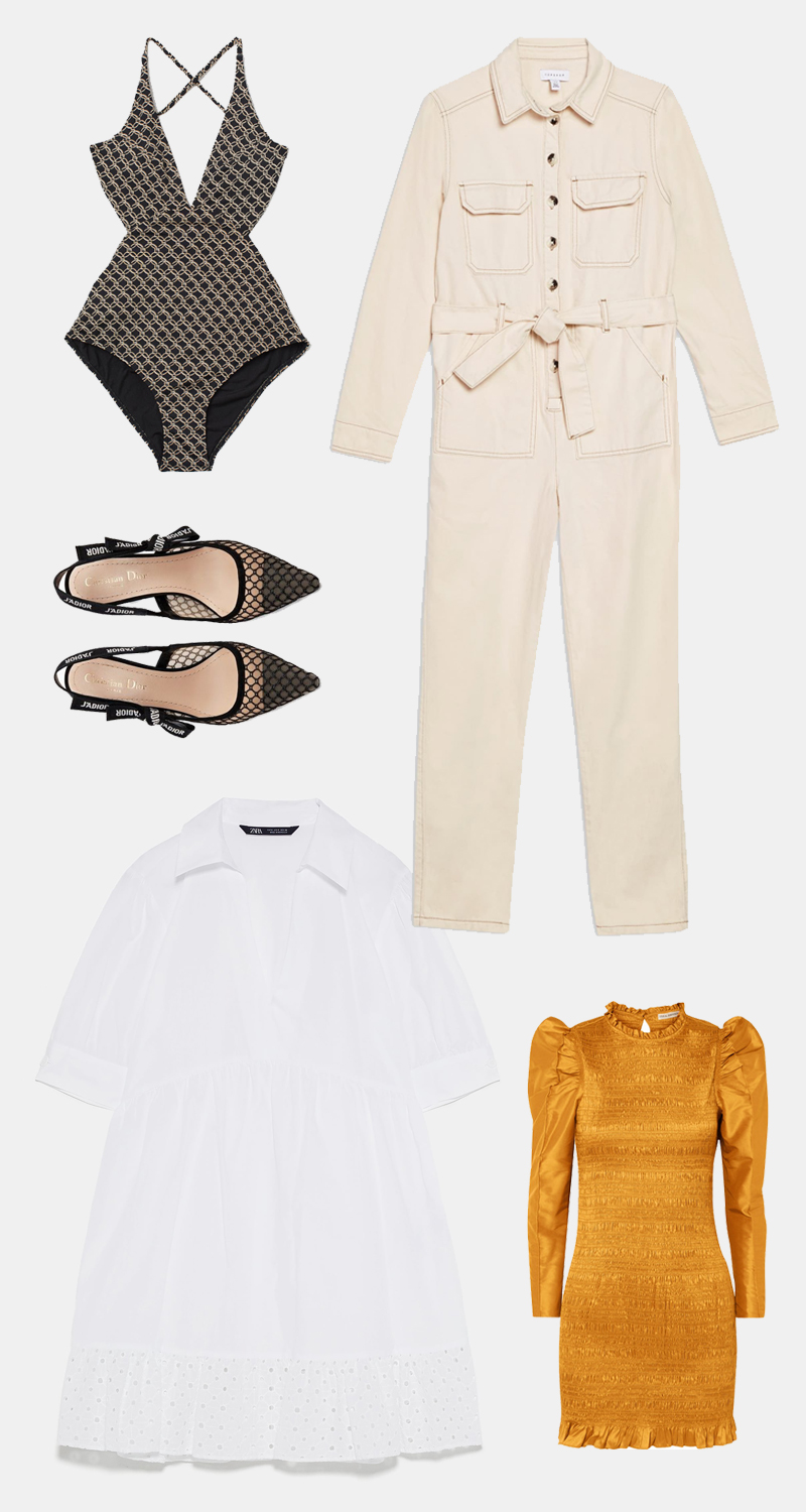 sale season j'adior slingbacks ulla johnson dress topshop boiler suit